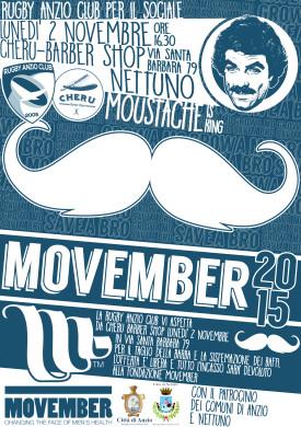 Movember 2015 LOC