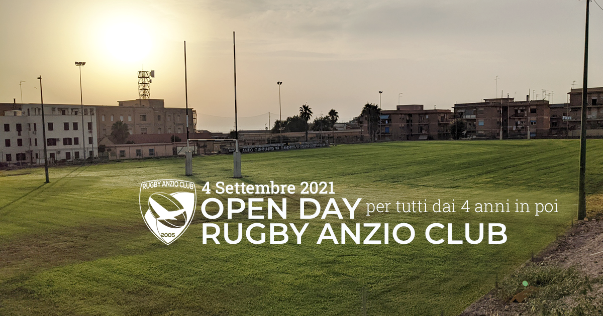 Open Day 4 settembre 2021